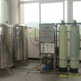 2吨双级反渗透 RO反渗透 水处理设备 小型纯水设备 东莞水处理