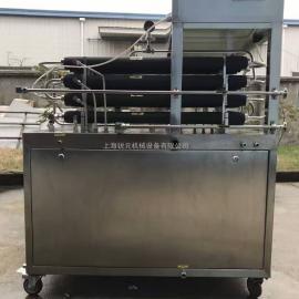 新品研发专用管式UHT超高温杀菌机