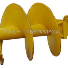 泗水一工旋挖钻机钻头可以定做斗齿截齿子弹头