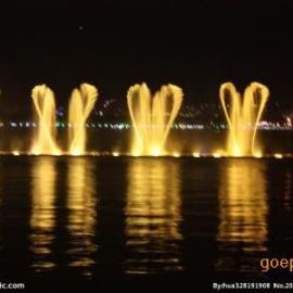 湖南音乐喷泉设计施工湖南喷泉水景景观喷泉制作