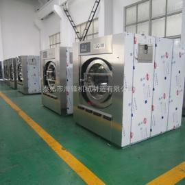 大型水洗机厂设备 布草洗涤厂设备