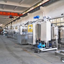 SE-300型全自动太妃糖浇注生产线全自动太妃糖生产线