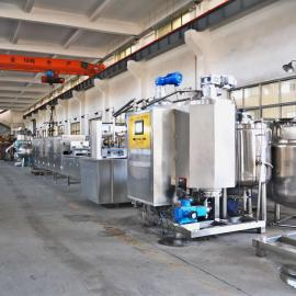 SE-150型全自动太妃糖生产线全自动太妃糖生产线