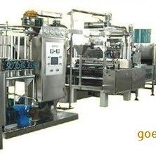 SE-450型全主动夹心奶糖出产线全主动奶糖出产线