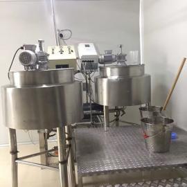 SE-300型全自动块状红糖生产线全自动红糖浇注生产线