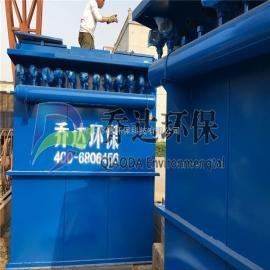 乔达环保ZC机械回转反吹扁布袋式除尘器厂家直销