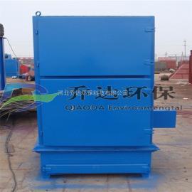 河北厂家单机脉冲除尘器 布袋式除尘器 4吨锅炉布袋除尘器