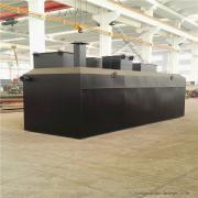 本公司厂家专业生产制造污水处理地埋式一体设备