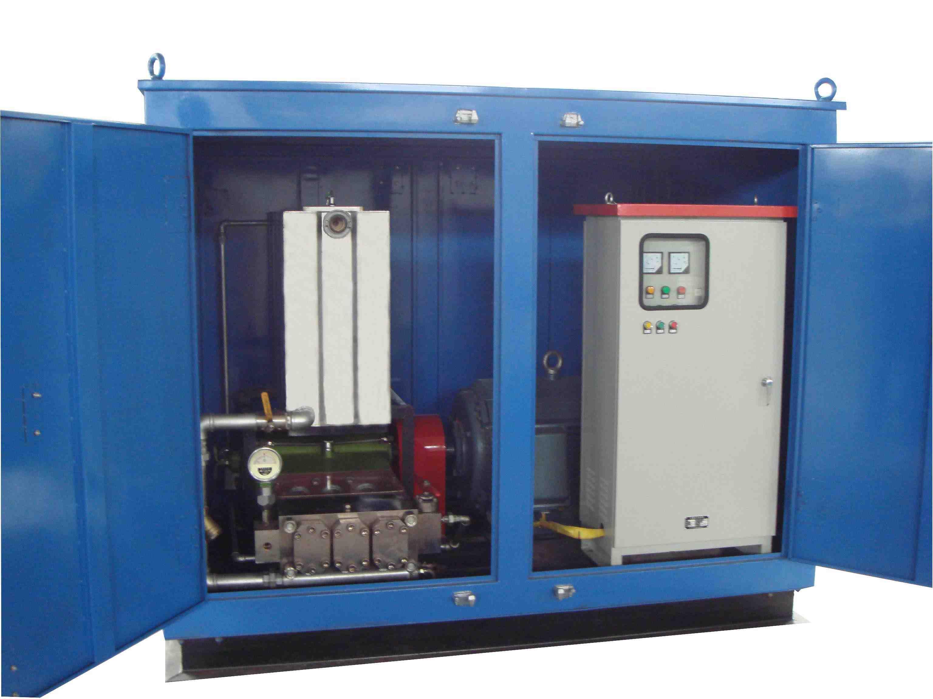固定式电动高压清洗机