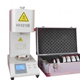 熔融指数仪 熔体流动速率仪 塑料检测设备厂家直销
