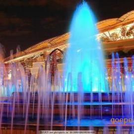 喷泉公司音乐喷泉设计大型喷泉水景