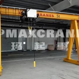 上海运营龙门叉车优质龙门吊厂家零售小吃水运营龙门吊