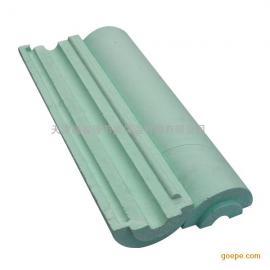 三聚酯PIR保冷材料保冷管壳保冷管托
