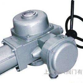 上海DQW1000-0.5WSX部分回转型阀门电动装置生产厂家