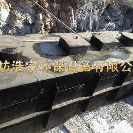贵港洗涤厂污水处理设备选择