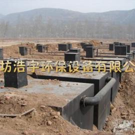 南宁洗涤厂污水处理设备一体化