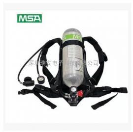 MSA梅思安BD2100-MAX自给式正压空气呼吸器