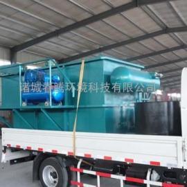 潼关县气浮机|春腾环境科技|气浮机图纸