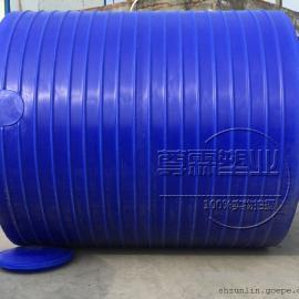 全新6000L塑料水箱 6立方水塔 6吨PE储罐