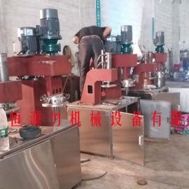 佛山5L强力分散机生产厂家