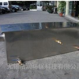 常熟斜管沉淀池改造