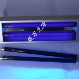 手提式荧光物质检测灯管 手提式黑光灯 隐形画