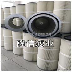 生产320*1000鼓风机除尘滤筒/制氧机除尘滤芯生产厂家