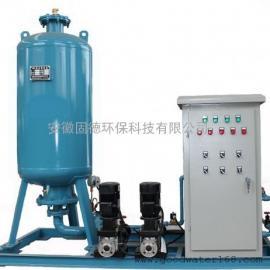 真空排气定压补水机组/定压补水真空脱气装置