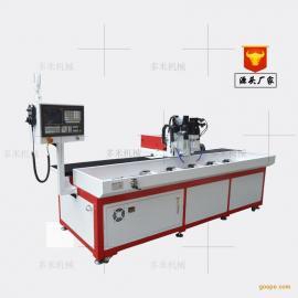 正品热销 多米全自动钻孔机 可非标订制单轴数控系统 立式数控钻