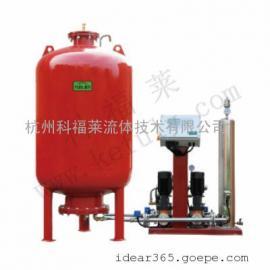 自动补水排气定压装置,定压补水真空脱气机组
