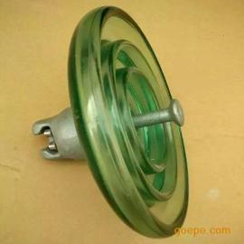 悬式玻璃绝缘子U70B/146钢化玻璃绝缘子LXY-70