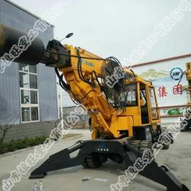 轮式旋挖钻机厂家直供旋挖钻机