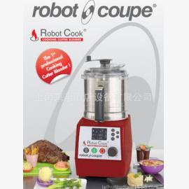 法国罗伯特Robot coupe厨师烹饪机Robot Cook 加热乳化搅拌机
