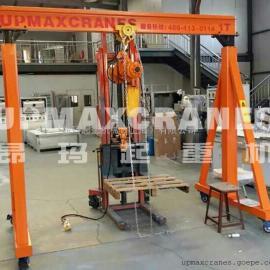 上海厂家机动叉车龙门吊叉车,厂家直销,质量优秀