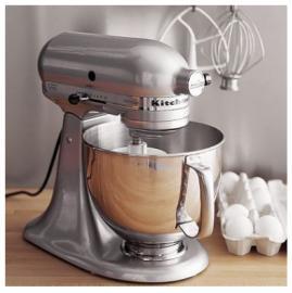 美国厨宝5KSM150PS桌上型多功能搅拌机