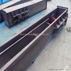 刮板式废料输送机厂家,高品质链板式输送机 管链输送机刮板