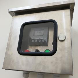远程无线水质测量控制箱
