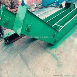 铸石板刮板上料机,塑料颗粒刮板上料输送机,推荐饲料用刮板