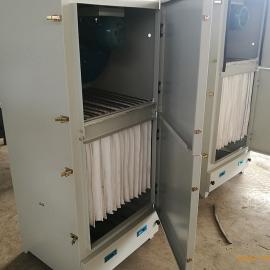 拓新厂家直销pl单机除尘器振打布袋 单机脉冲除尘器 工业滤袋式移