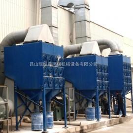 工业滤筒式集尘机,弹匣式除尘器