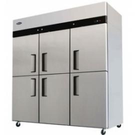 ATOSA阿托萨六门风冷冷藏冰箱 商用冷藏冰箱