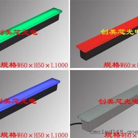 LED线条地面灯