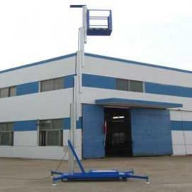 9米移动式单柱铝合金升降机