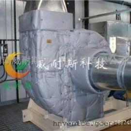 可拆卸泵保温套保温衣风机保温衣保温套厂家直销定制批发