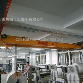 上海厂家2吨LX型双梁低净空吊挂叉车1吨2吨3吨吊叉车吊挂叉车