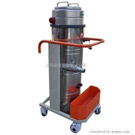 正规工业厂房用上下桶吸尘器 分开式工业吸尘器