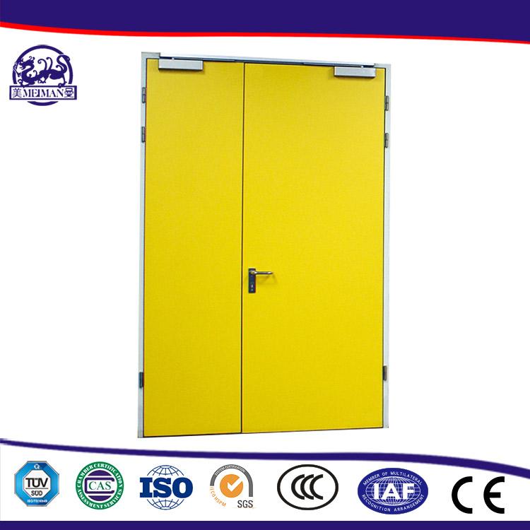电镀锌钢板门|钢质门