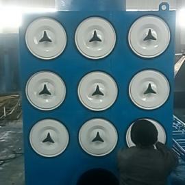 拓新厂家直销高效率滤筒除尘器 工业除尘器滤筒式脉冲除尘器