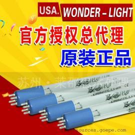 代理美国WONDER GPH1554T6L/150W单端四针 185nm波长紫外杀菌灯