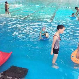 室内游泳池专用天蓝色泳池环氧防水漆 高附着力泳池防水漆